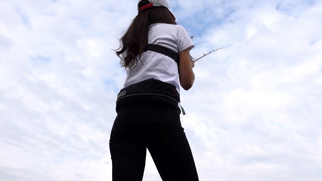 釣りガールのケツばっか映してたら・・・