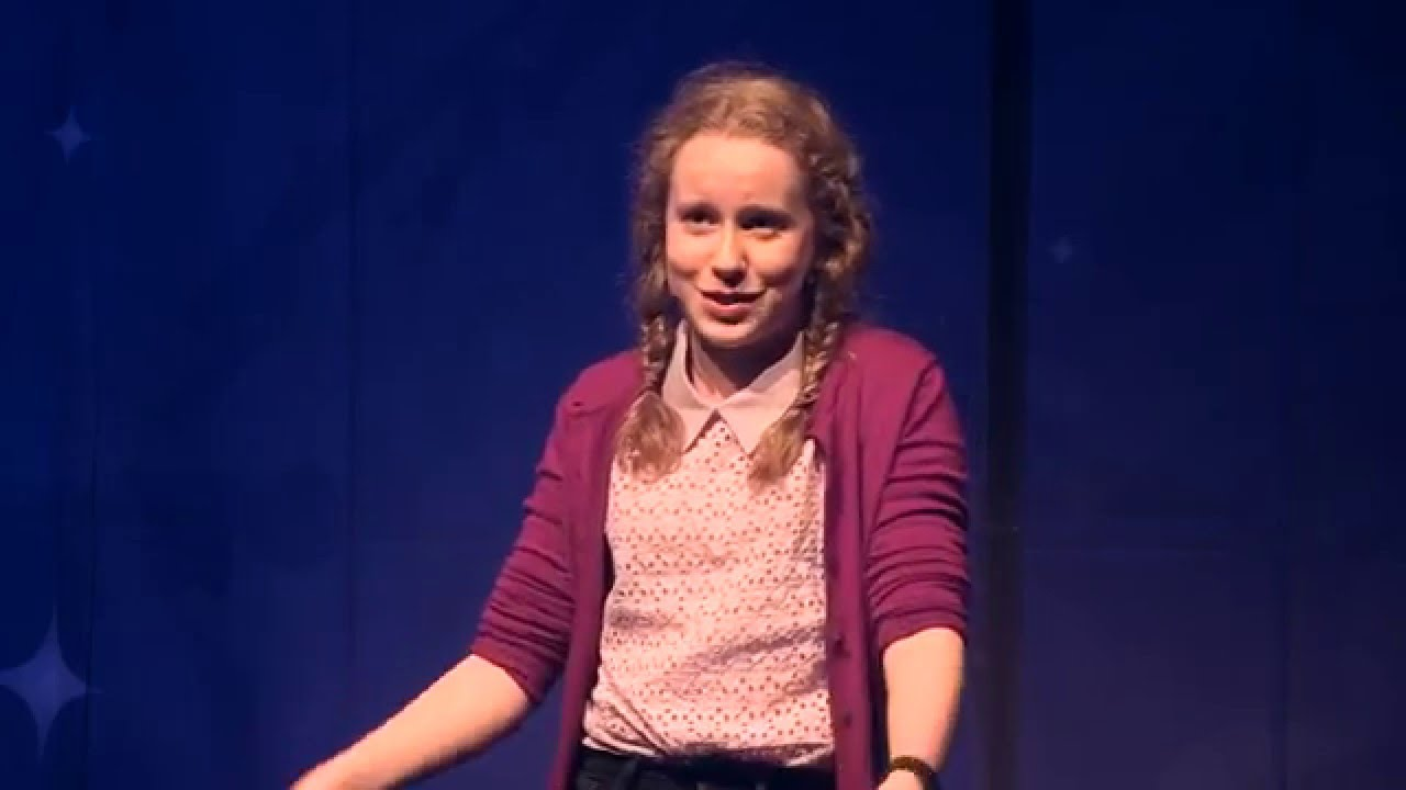 Mastering the Art of Believing in Yourself | Brynn Somerville | TEDxYouth@WAB