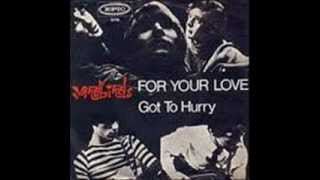 THE YARDBIRDS - FOR YOUR LOVE - GOT TO HURRY