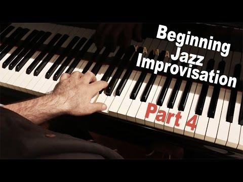 Beginning Jazz Improvisation Part 4 with Dave Frank - Using Chromatics