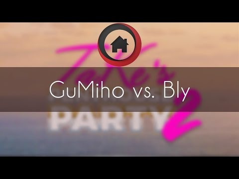 GuMiho vs. Bly - TvZ - TaKeTV's Penthouse Party 2 Day#3