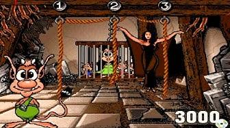 Hugo (1992) DOS- Spiel Part 1