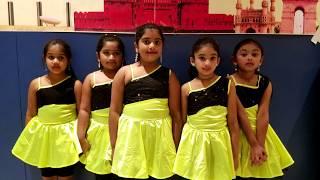 Gallan Gudian and Tutak Tutak Tutiya Dance