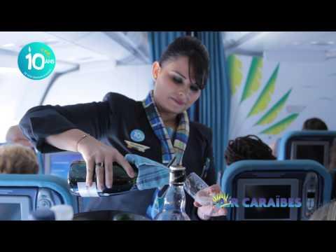 Départ imminent à destination des étoiles - Air Caraïbes 12/12/2013 : Vol anniversaire