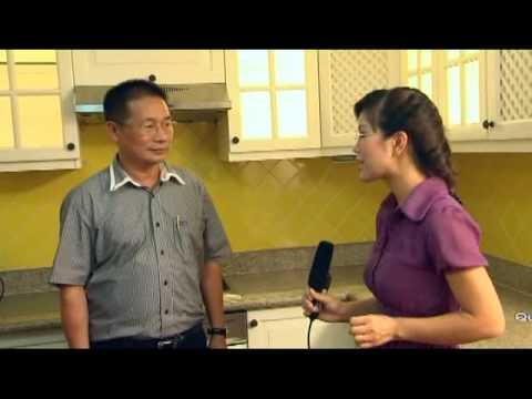 P7 Nhà ngoại cảm Nguyễn Cung Hà tư vấn phong thủy nhà ở theo Bát quái đồ