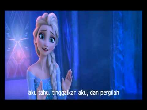 Disney Frozen For The First Time In Forever Reprise In Bahasa
