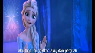 Repeat youtube video Disney FROZEN For The First Time In Forever (Reprise) in Bahasa Indonesia [min chan]