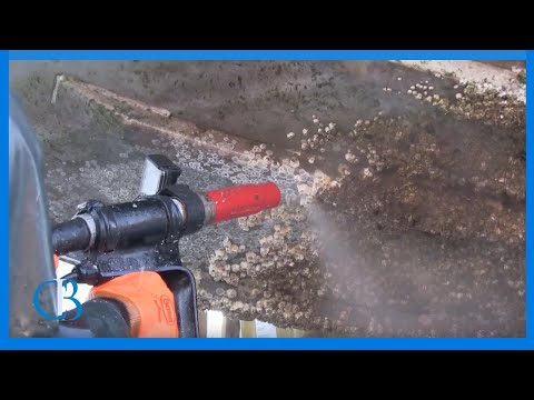 Coulson Ice Blast - Video on Cleaning Water Element