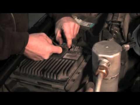 Blazer Blower Motor - YouTube