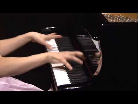 [HD] 仲道郁代 英雄ポロネーズ Chopin Heroic Polonaise Op. 53