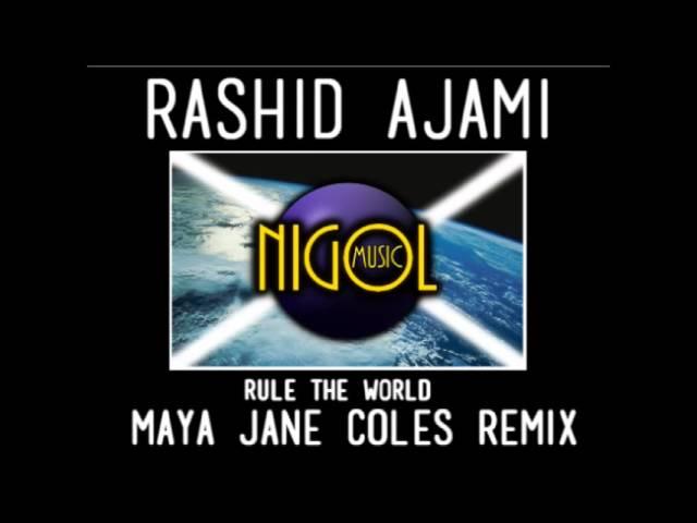 Rashid Ajami - Rule The World (Maya Jane Coles Remix) / Tiger Records