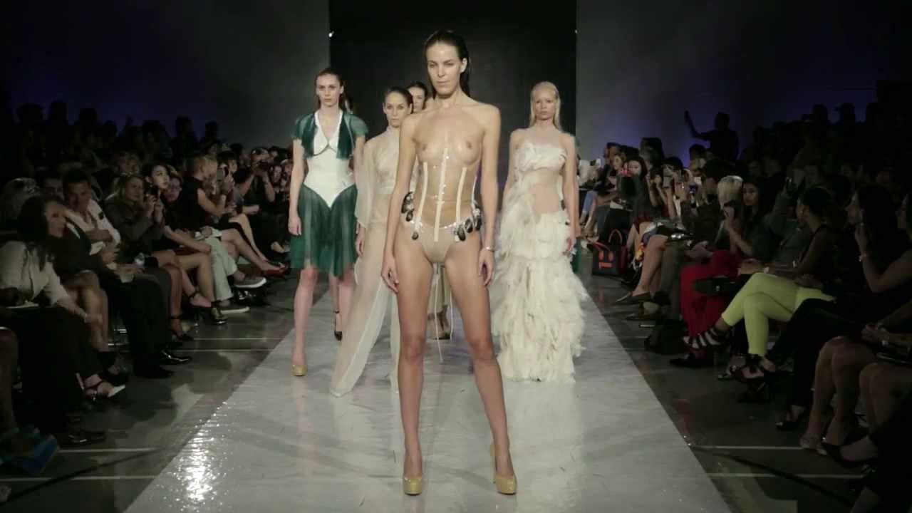 Fashion vancouver week fall