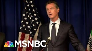Trump Admin. Sabotages California And Automakers' Efforts To Reduce Emissions | All In | MSNBC