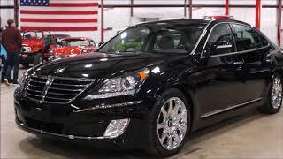 2012 Hyundai Equus смотреть