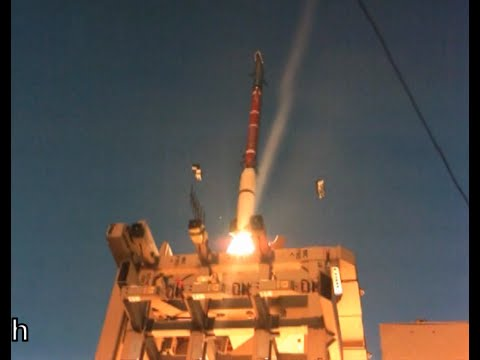 Israel successfully tests David's Sling - March 2015