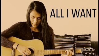 All I Want - Kodaline - Cover and Lyrics - Mallika Mali