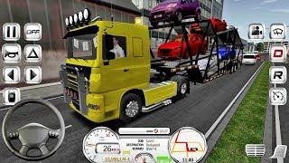 Euro Truck Evolution (Simulator) #2 Traffic Fail! - Android IO…