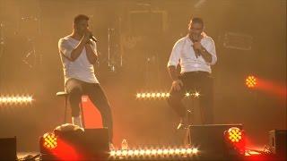اجمل اغنية عبرية 2016 أغنية إسرائيلي | Israeli Hebrew Music - Moshe Peretz & Omer Adam - כשאת הלכת