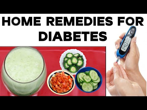How to Cure Diabetes Permanently At Home    Health Tips   Home Remedies