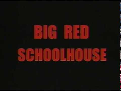 Big Red Schoolhouse-The building of the North Attleborough Middle School