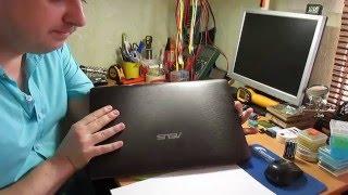 видео Ремонт ноутбуков Asus
