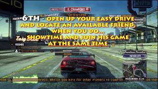 Burnout Paradise Glitch: Car In Bike Room w/ Visible Host (TUTORIAL)