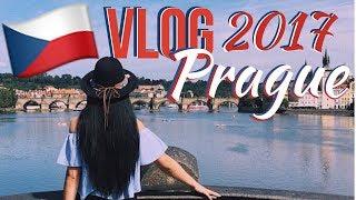 VLOG Prague 2017 | одна в Праге