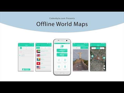 Best Offline World Map App.  Offline World Maps Apps on Google Play