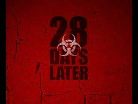28 Days Later soundtrack End Credits