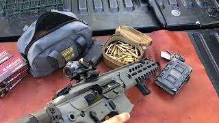 """Sig Virtus 11.5"""" Piston Driven Pistol"""