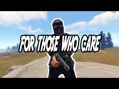 Rust - For those who care (iRisk Edition)