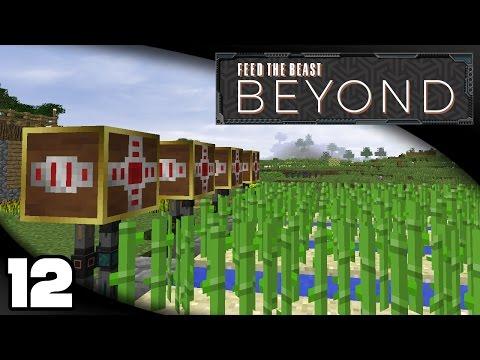 FTB Beyond - Ep. 12: Tree and Sugarcane Farm