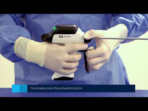 Sonicision Curved Jaw Cordless Ultrasonic Dissection System - In-Service Video 4 of 7