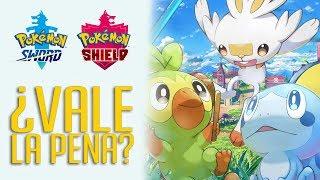 Pokémon Espada y Escudo: ¿Vale la Pena?
