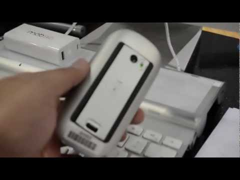 CES 2013 | Mobee Technology: Wirelessly Charge Apple Keyboard, Magic Mouse, Track Pad, And More!