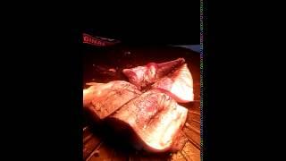 자이글 사용후기, 자이글 생선굽기 2