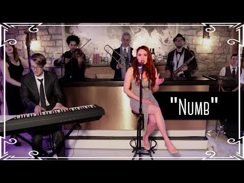 """""""Numb"""" (Linkin Park) Cover By Robyn Adele Anderson"""