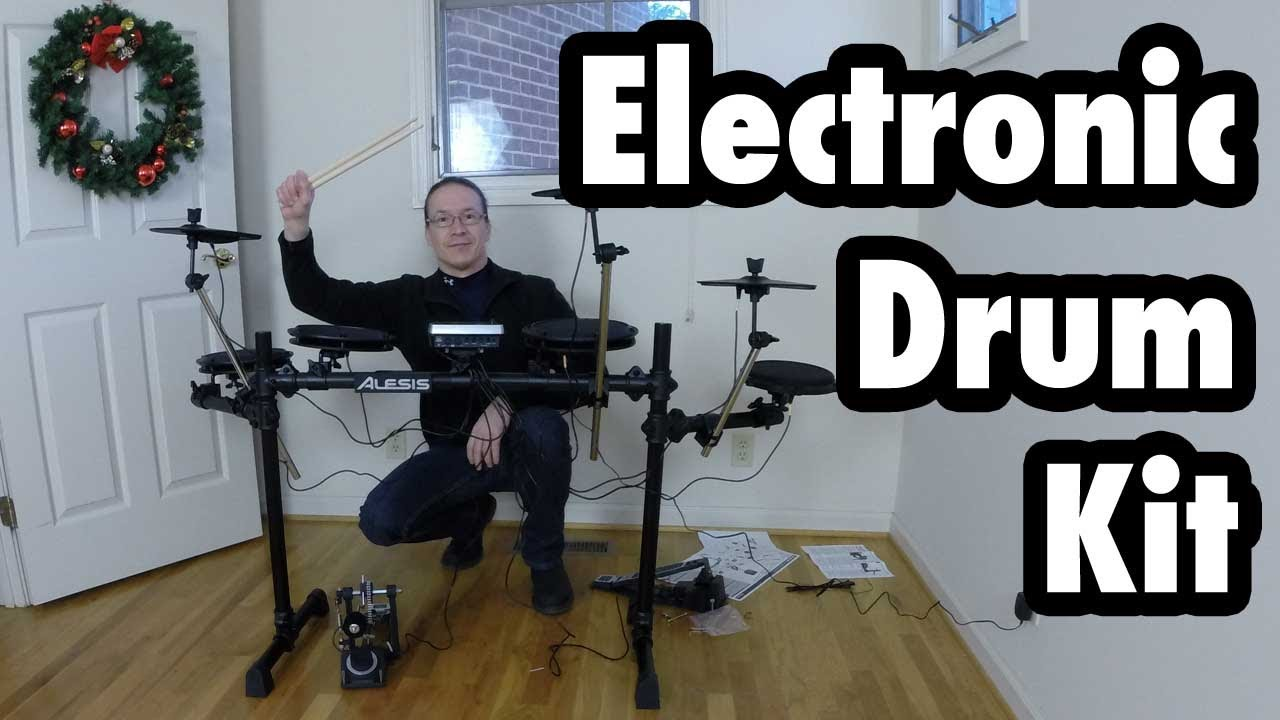 Alesis DM6 Review - We Explore The Pro's and Con's