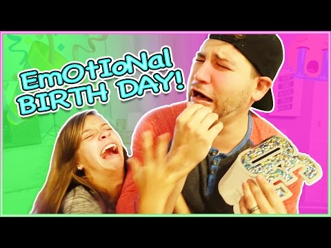 DOES JESSE GET HIS BIRTHDAY WISH?! TRY NOT TO CRY!