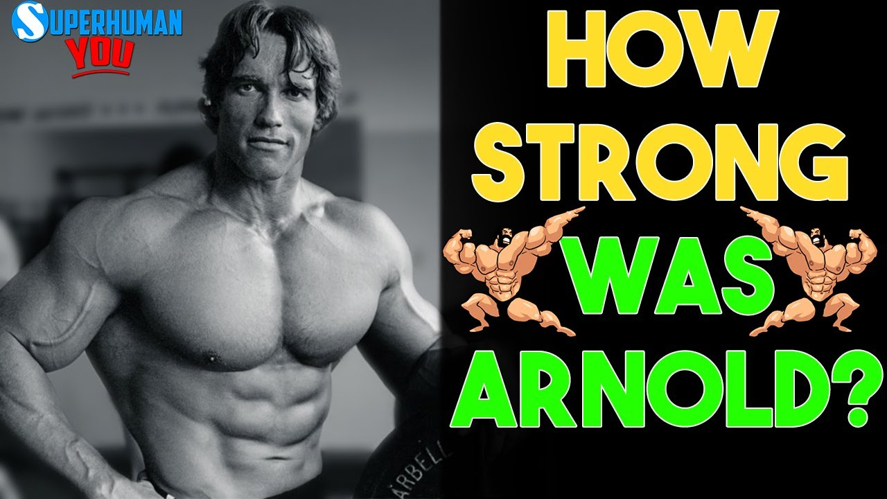 Just how strong was arnold schwarzenegger 3 strength secrets to just how strong was arnold schwarzenegger 3 strength secrets to get jacked malvernweather Gallery