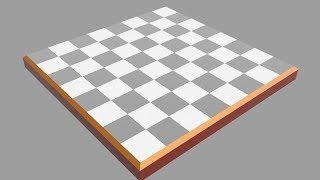 1omegaknight Live Stream: blender tutorial chess board modeing in blende 2.9 or blender 2.8