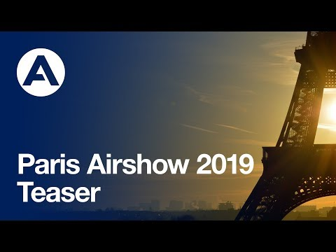 On our way to Paris Airshow 2019