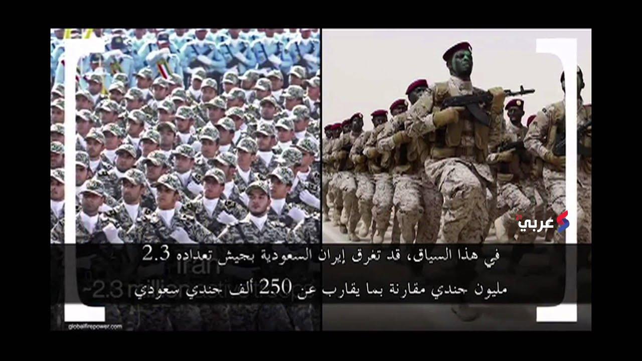 متى تقوم الحرب بين السعوديه وايران