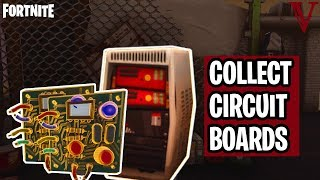 Collect Circuit Boards | Bandwidth Issues | Canny Valley | Fortnite Save the World | TeamVASH