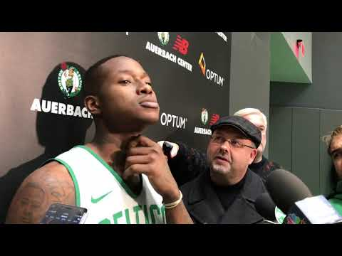 Boston Celtics' Terry Rozier: Cryptic tweet 'wasn't nothing on that ... It's all love'
