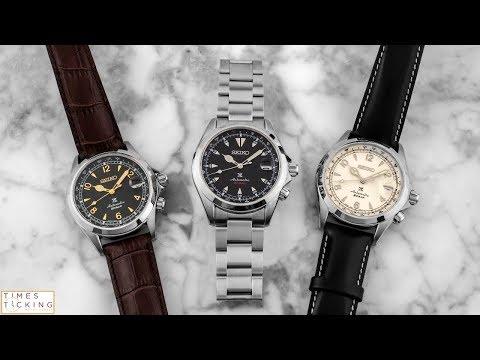 2020 Seiko Prospex Watches Take Alpinist Cue
