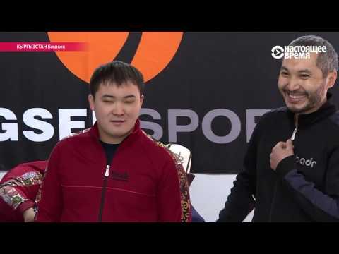 В Кыргызстане новая мода - мусульманская спортивная одежда