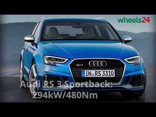 WATCH: The 5 most powerful hatchbacks on sale in Mzansi 🇿🇦