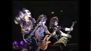 KISS [ Rio 6/18/83 ] Creatures Of The Night / Cold Gin / Calling Dr Love