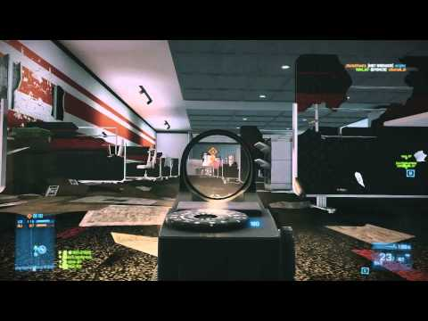 Battlefield 3 - Close Quarters Conquest Domination |